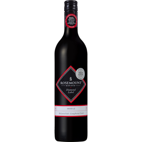 Rosemount Diamond Range Shiraz 750ml