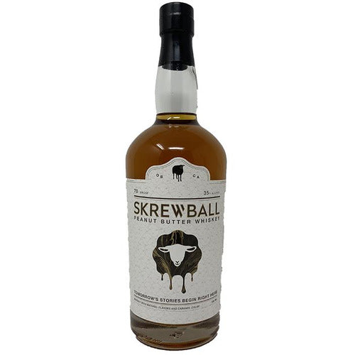 Skrewball Peanut Butter Whiskey 1L