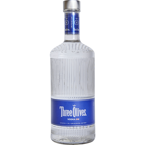 Three Olives Vodka 1.75L