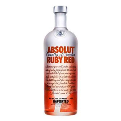 Absolut Ruby Red 1.75L