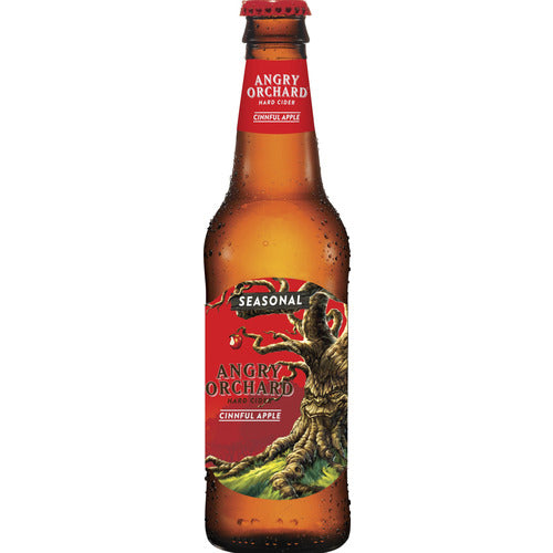 Angry Orchard Cinful Hard Cider 355ml