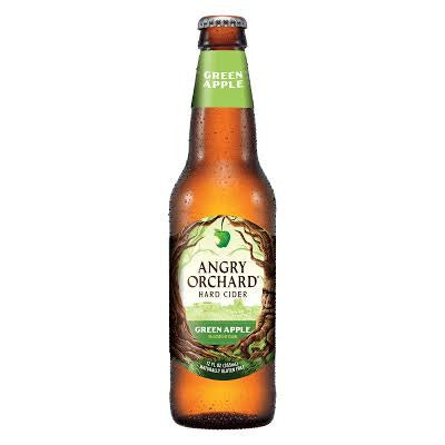 Angry Orchard Green Apple Hard Cider 355ml