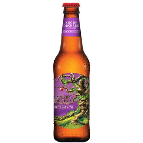 Angry Orchard Hop 'n Mad Hard Cider 355ml