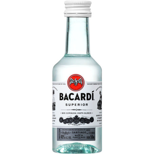 Bacardi Superior 50ml