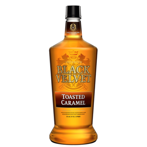 Black Velvet Toasted Caramel 1.75L