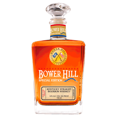 Bower Hill Special Edition Bourbon 750ml