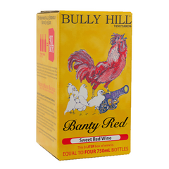 Bully Hill Banty Red 3L