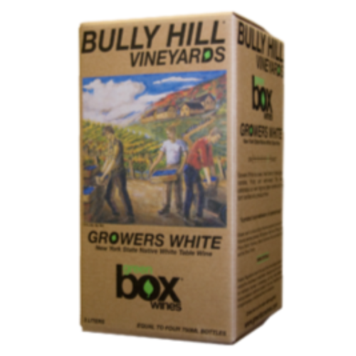 Bully Hill Growers White 3L