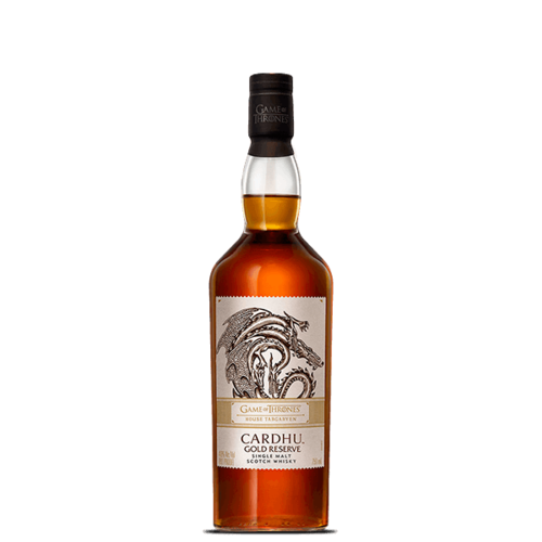 Cardhu Gold Game of Thrones Scotch 750ml