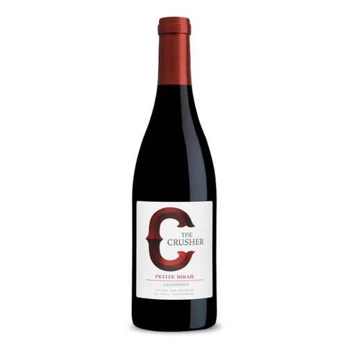 The Crusher Petite Sirah 750ml