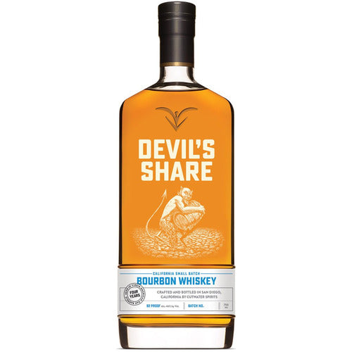 Devil's Share Bourbon 750ml