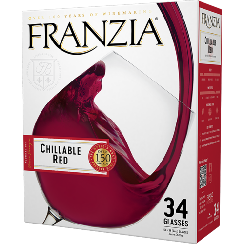 Franzia Chillable Red 5L