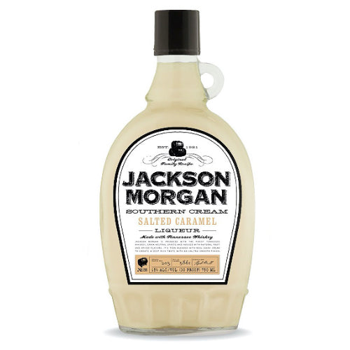 Jackson Morgan Salted Caramel 750ml