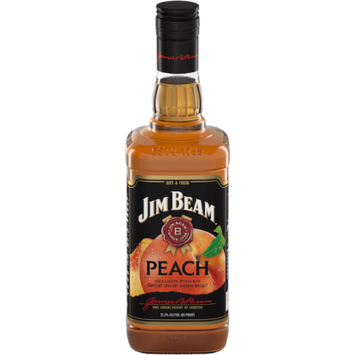 Jim Beam Peach 1L
