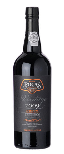 Pocas Junior Port 750ml