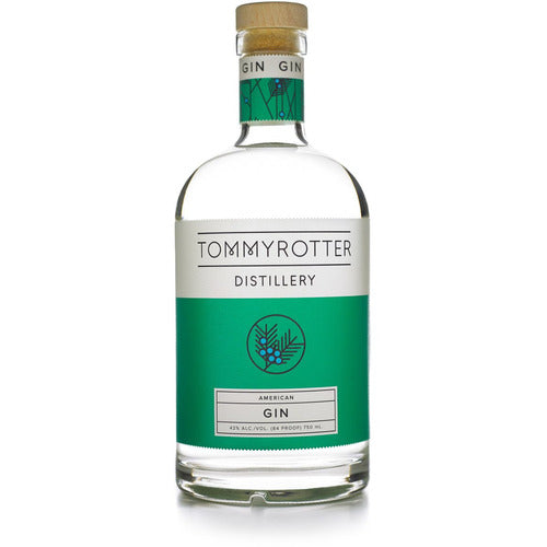 Tommy Rotter Gin 750ml
