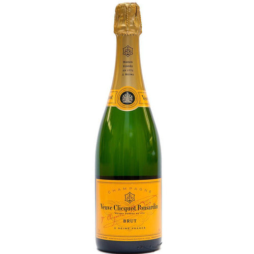 Veuve Clicquot Brut Yellow Label 750ml