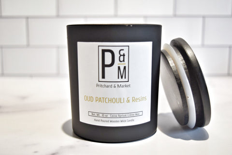 OUD PATCHOULI & Resins