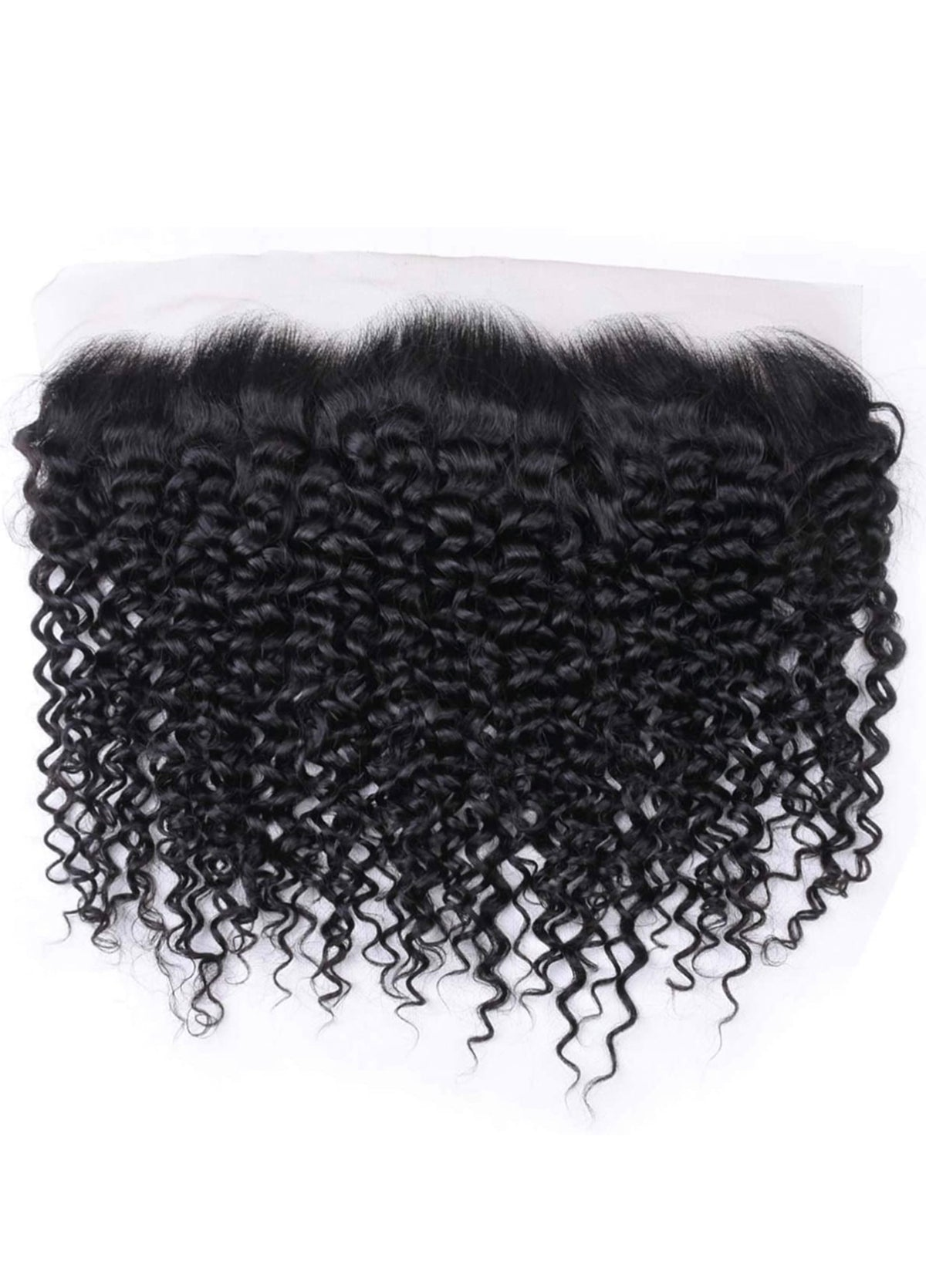 Brazilian Kinky Curly Frontals