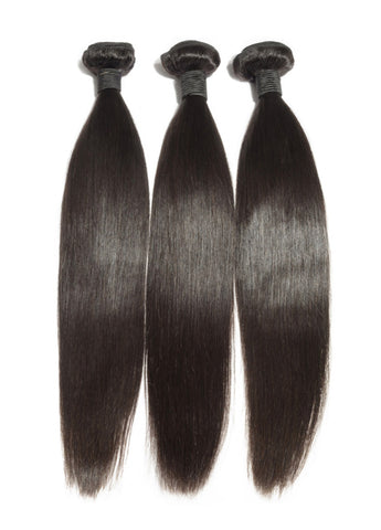 Brazilian Silky Straight Single Bundles