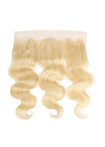 613 Blonde Brazilian Body Wave Frontals