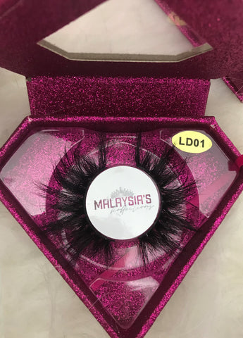 MALIBU - Luxury Mink Lashes