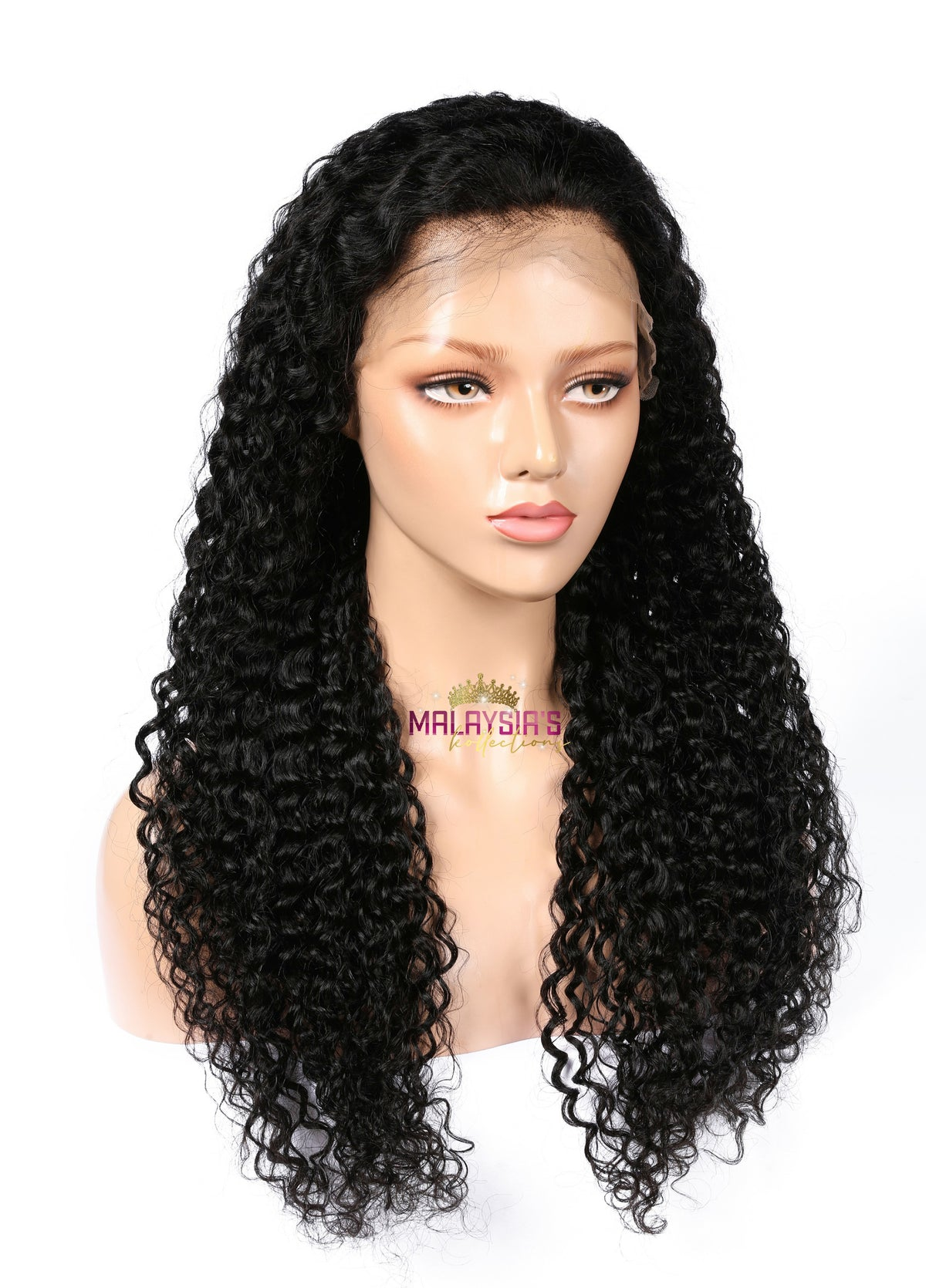 Brazilian Deep Wave 13x4 Frontal Wig