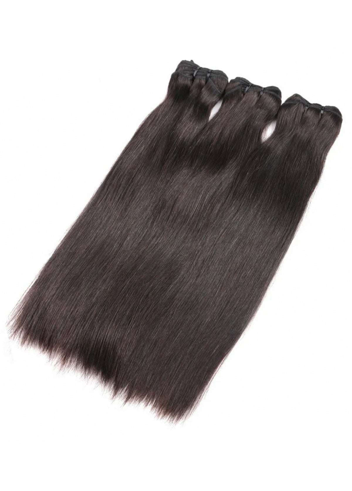 Raw Vietnamese Silky Straight Bundles