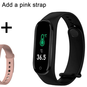 Waterproof Sport Fitness Tracker Smartwatch