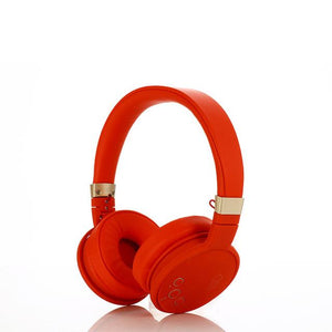 Bluetooth Over Ear Bass Stereo Wireless Headphone Cool Gadget For Sale Red United States
