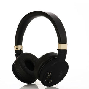 Bluetooth Over Ear Bass Stereo Wireless Headphone Cool Gadget For Sale Black United States