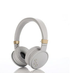 Bluetooth Over Ear Bass Stereo Wireless Headphone Cool Gadget For Sale Gray United States