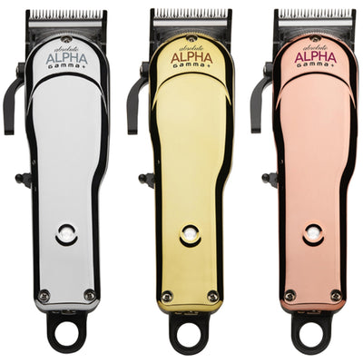 Gamma+ Absolute Alpha Clipper (Chrome, Gold, Rose Gold)