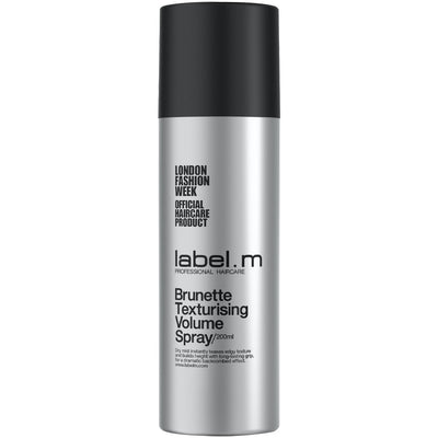 label.m Brunette Texturising Volume Spray 6.8 Fl. Oz. / 200 mL