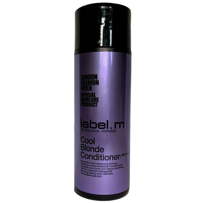 label.m Cool Blonde Conditioner 6.8 Fl. Oz. / 200 mL