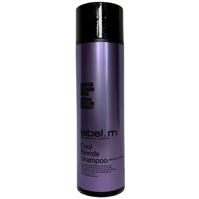 label.m Cool Blonde Shampoo 8.5 Fl. Oz. / 250 mL