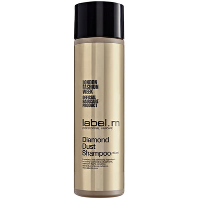 label.m Diamond Dust Shampoo 8.5 Fl. Oz. / 250 mL