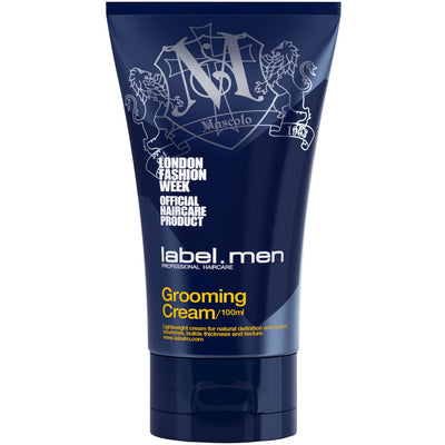 label.m Men's Grooming Cream 3.4 Fl. Oz. / 100 mL
