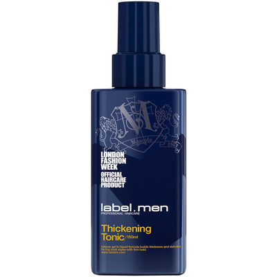 label.m Men's Thickening Tonic 5.1 Fl. Oz. / 150 mL