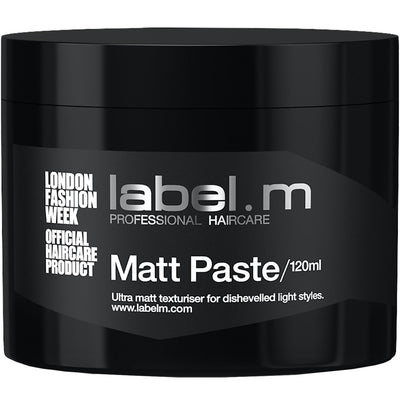 label.m Matte Paste 1.7 Fl. Oz. / 50 mL