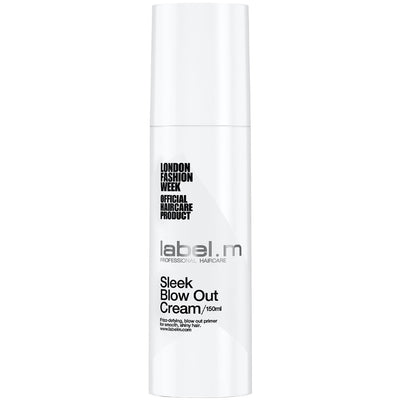 label.m Sleek Blow Out Cream 5.1 Fl. Oz. / 150 mL