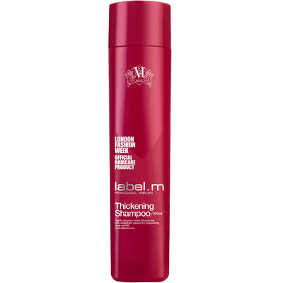 label.m Thickening Shampoo 10.1 Fl. Oz. / 300 mL