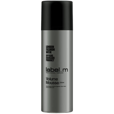 label.m Volume Mousse 6.8 Fl. Oz. / 200 mL