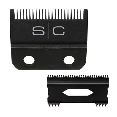 StyleCraft Clipper Blade w/ DLC Fixed Blade & DLC Shallow Tooth Cutter