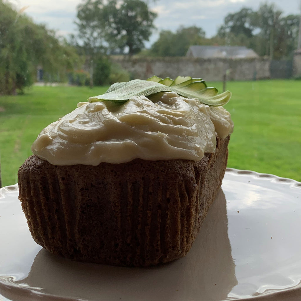 Courgette & Lime Cake Recipe