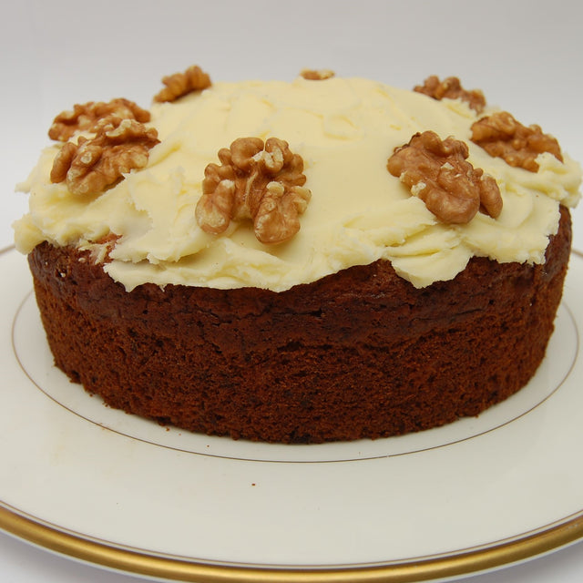 Louise's Carrot Cake Recipe