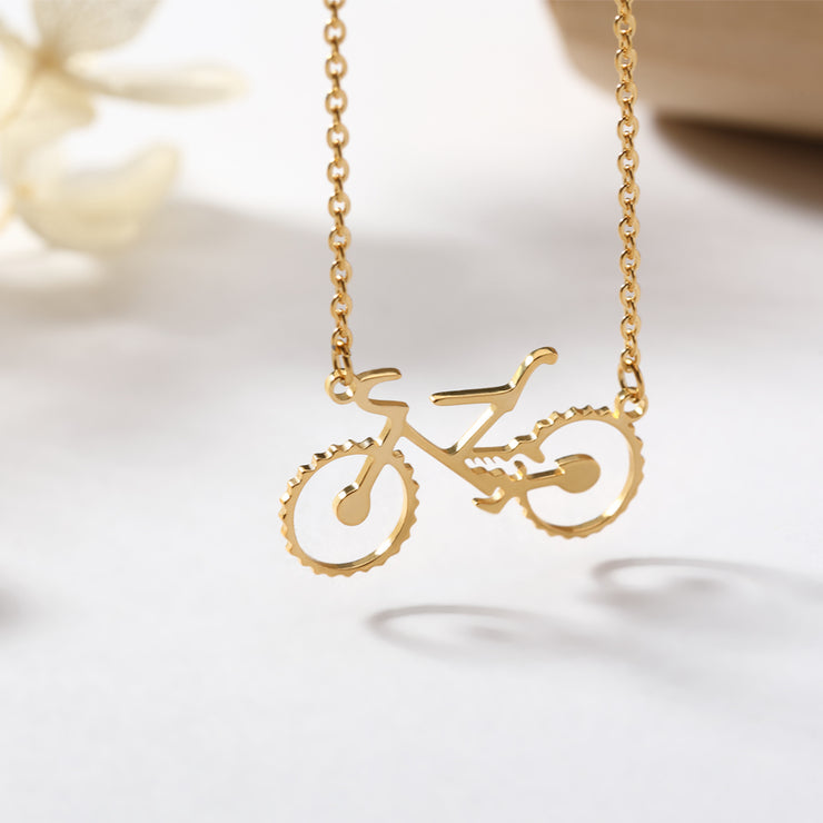 Bicycle Necklaces & Pendants