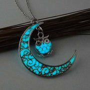 Glowing Necklace Charm