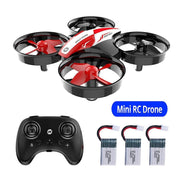Headless Mode RC Drone Helicopter One Key Land Auto