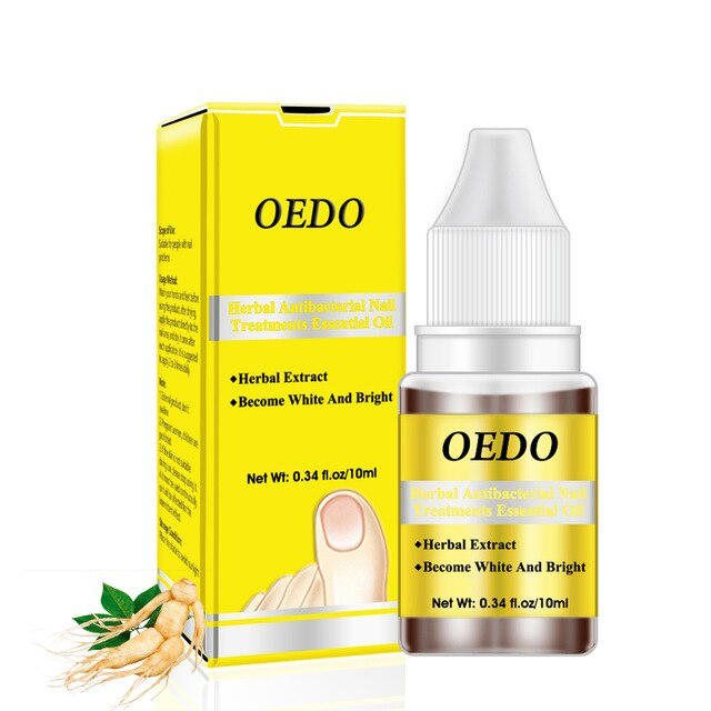 Fungal Nail Treatment Essence Oil Nail and Foot Whitening Toe Nail Effective Fungus Removal Nail Care Essential Oil TSLM2